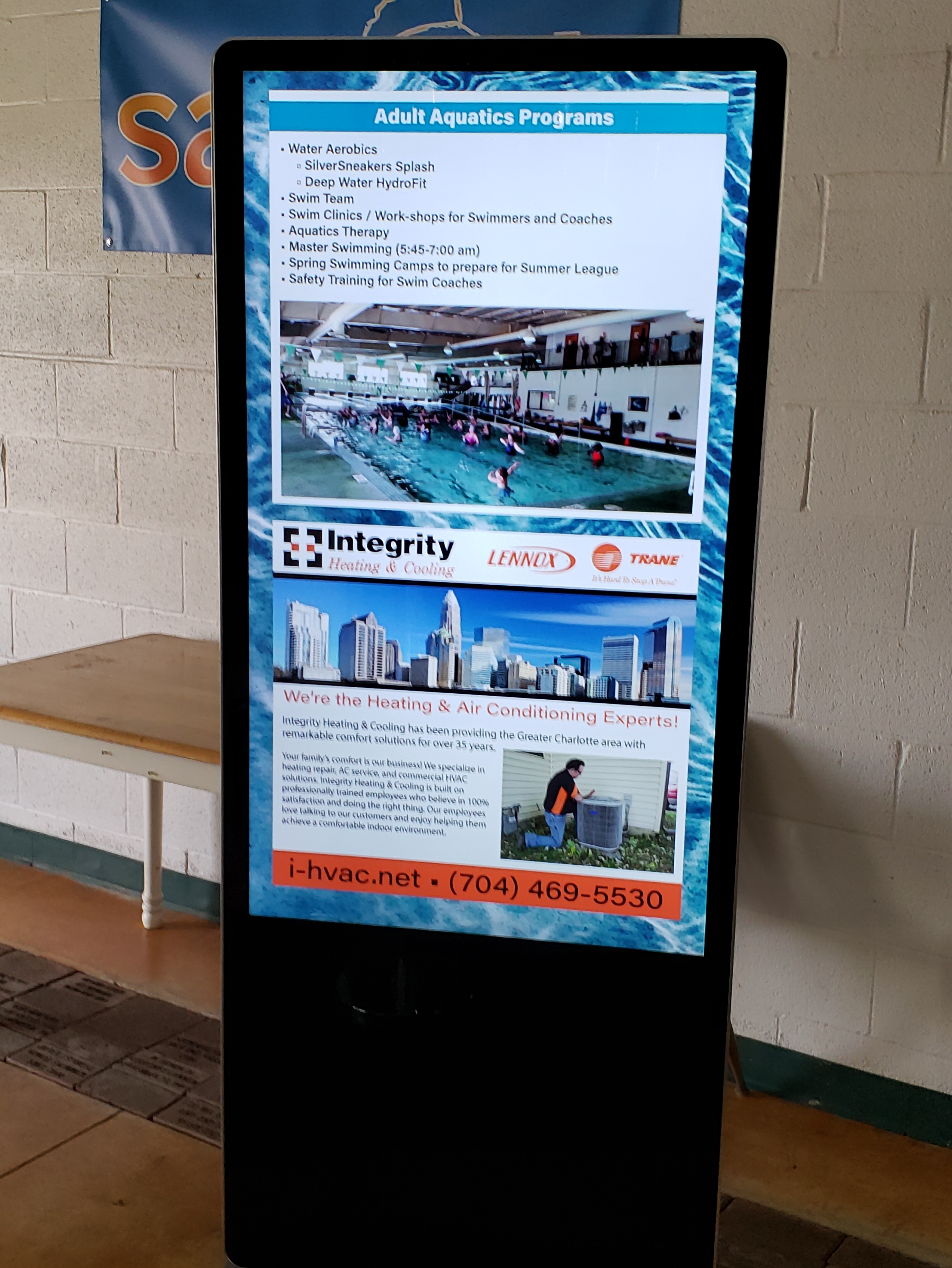 NOMAD Aquatics & Fitness Center