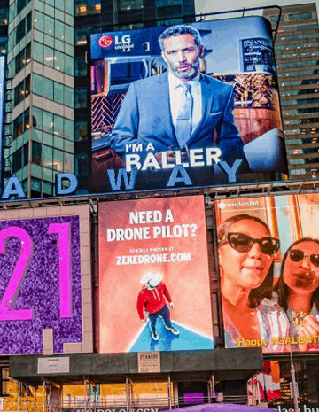 Digital Out-of-Home (DOOH) Advertising