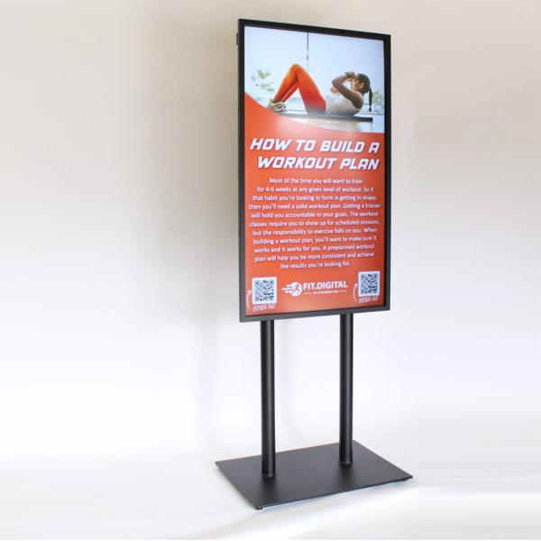 SmartiQ Digital Billboard