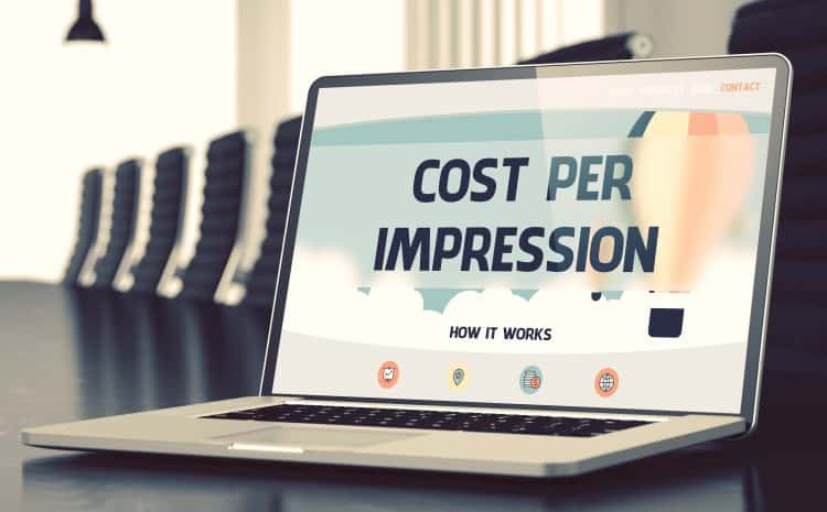 Calculating The Cost Per Impression for Digital Signage Advertising